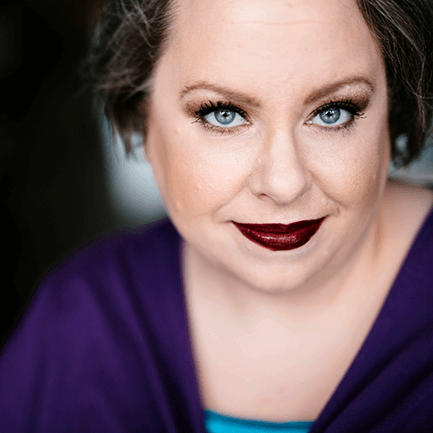 Amy a survivor who attended The Younique Foundation's Haven Retreat