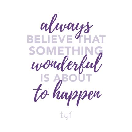 Turn helplessness into optimism